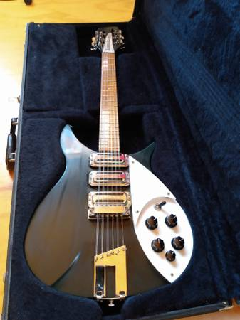 Photo John Lennon style Rickenbacker 12 string electric guitar - $3,099 (Marietta)