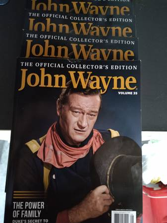 Photo John Wayne - $65 (Spartanburg)
