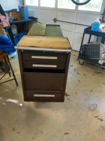 Photo KENNEDY MACHINIST TOOL BOX - $300 (Easley, SC)