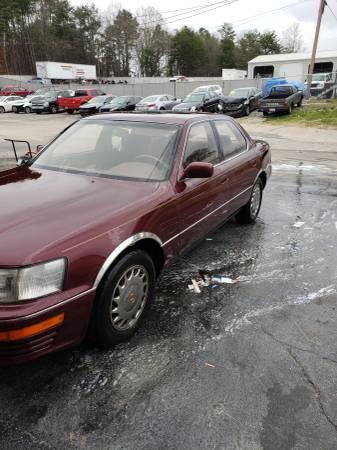 Photo Lexus ls400 - $1600 (simpsonville)