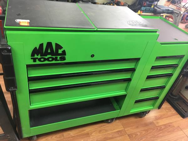 Photo Mac Tools Tool Box - $1,600 (Spartanburg)