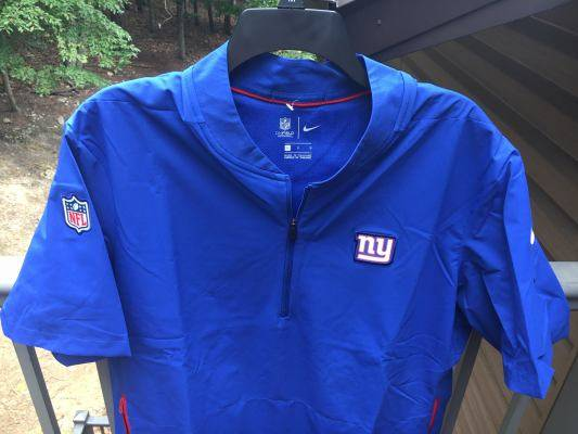Photo NY GIANTS - NIKE dress shirt- NEW - $40 (BOILING SPGS)