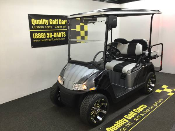 Photo Need a Street Legal golf cart Here is an Awesome Low Speed Vehicle - $8995 (Quality Golf Carts, Rock Hill, SC)