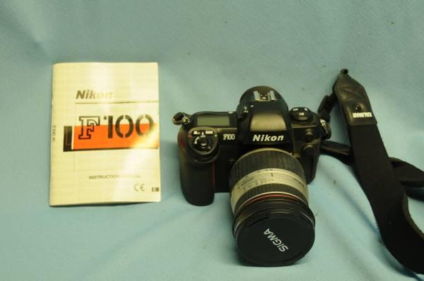 Photo Nikon F-100 - $175 (Simpsonville)