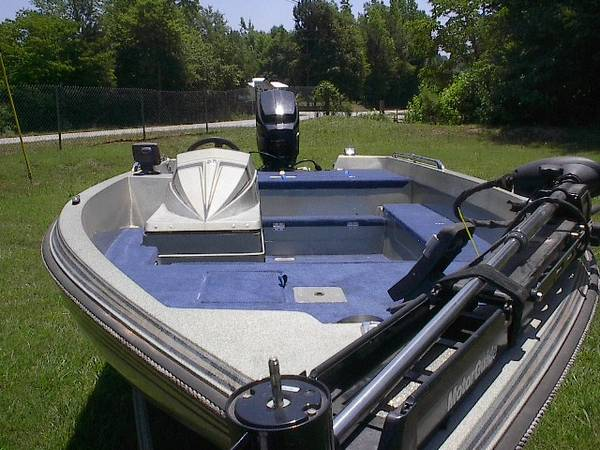 Photo Nitro Bass Boat - $4800