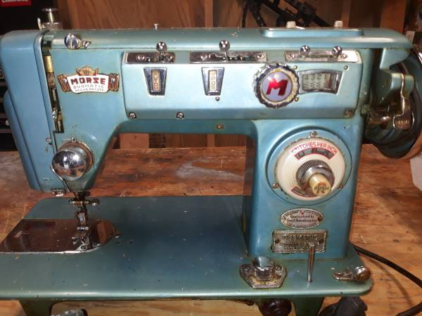 Photo Old Morse sewing machines and needles - $40 (Travelers Rest)