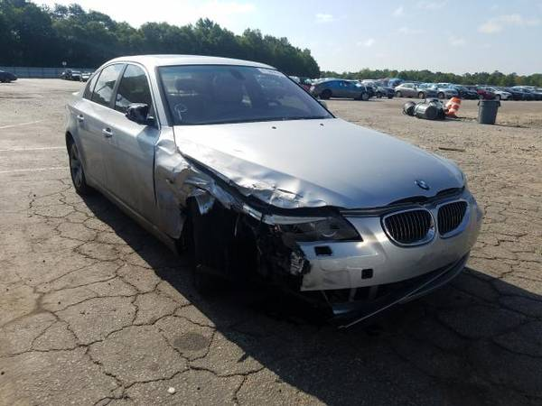 Photo Parting out a 2008 BMW 535 I (spartanburg, sc)
