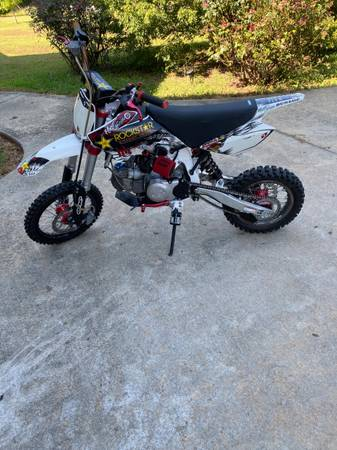 Photo Pit Bike, 150cc, Braaap, Dirt Bike - $2,100 (Westminster)