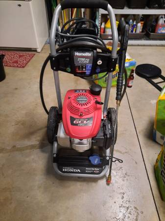 Photo Pressure washer Homelite 2700 - $250 (Seneca)