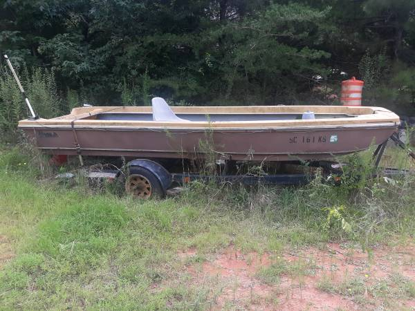 Photo Ranger boat - $1,234 (Seneca)