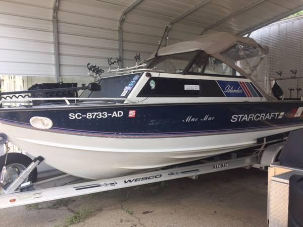 Starcraft Striper Boat 13900 Greer Boats For Sale