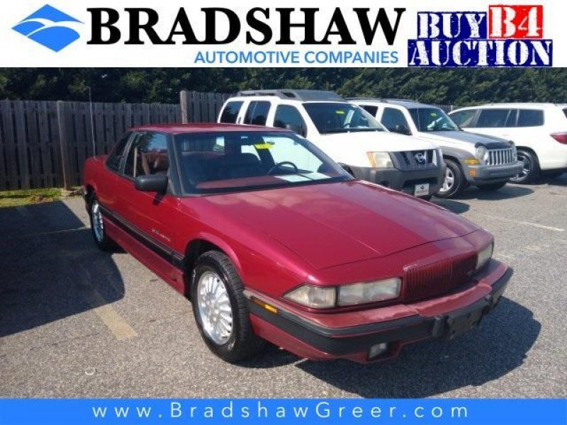 Photo Used 1994 Buick Regal Gran Sport Coupe for sale