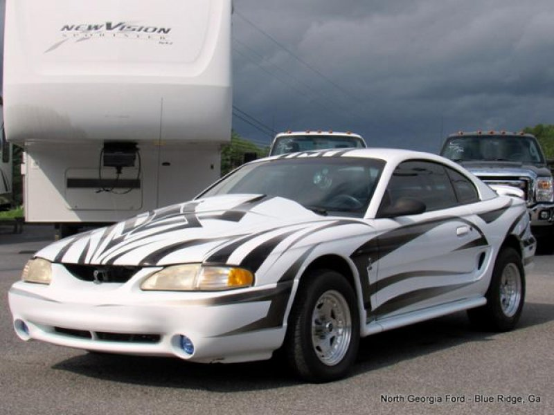 Photo Used 1995 Ford Mustang GT for sale