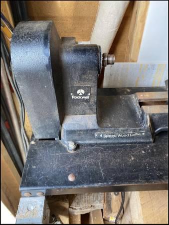 Photo Wood Lathe - $300 (Spartanburg)
