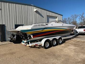Photo 1995 WELLCRAFT SCARAB EXCEL  - $23,500 (greenville)