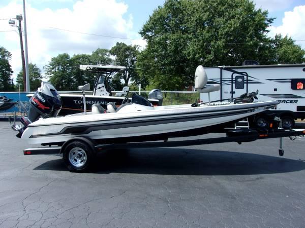 Photo - 2014 Skeeter TZX 190 Bass Boat - - $23,000 (Spartanburg)