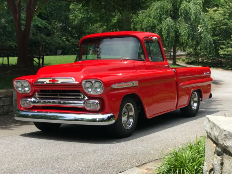 Photo 1959 Chevrolet Apache 3100