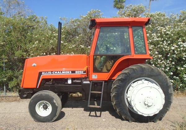 Photo 1984 ALLIS-CHALMERS 8050 For Sale - $17,500