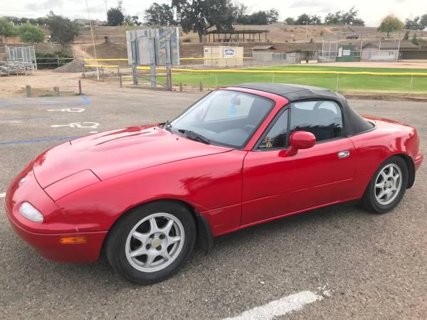 Photo 1994 Mazda Miata 1.8 - $2600 (Nipomo)