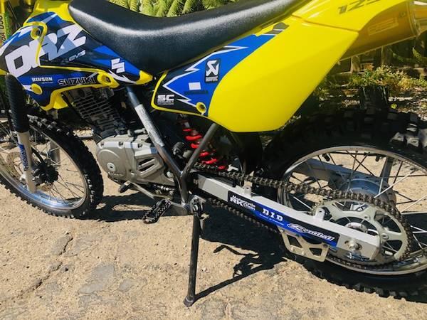Photo 2003 Suzuki DRZ125 - $1,999 (Orcutt)