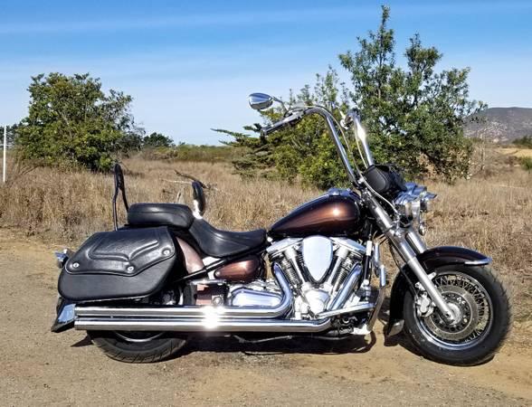 Photo 2003 Yamaha Road Star Silverado 1700cc - $5,200 (Los Osos, CA)