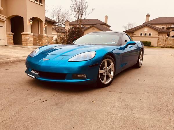 Photo 2008 corvette - $15000 (Lemoore)