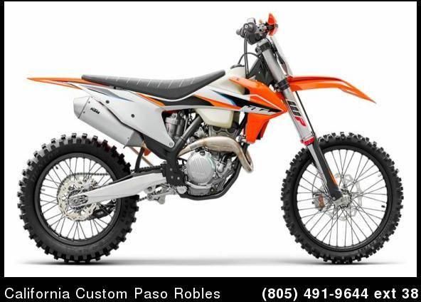 Photo 2021 KTM 250 XC-F Enduro - $9,699 (Paso Robles, Ca)