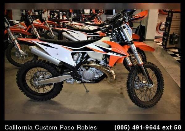 Photo 2021 KTM 250 XC TPI Enduro - $9,999 (Paso Robles, Ca)