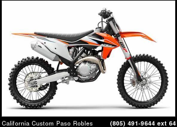 Photo 2021 KTM 450 SX-F MX - $10,199 (Paso Robles, Ca)