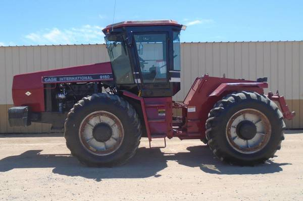 Photo Case IH 9150 Tractor for sale- Cat4 Quickhitch, AC - $34,500