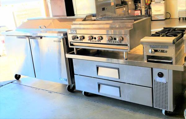 Photo DON39T MISS OUT AUCTION RESTAURANT AND BAKERY EQUIPMENT FOR SALE