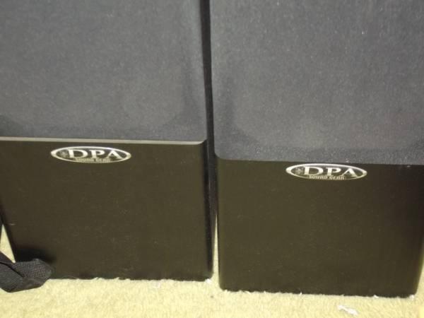 Photo DPA speakers - $100 (santa maria ca)