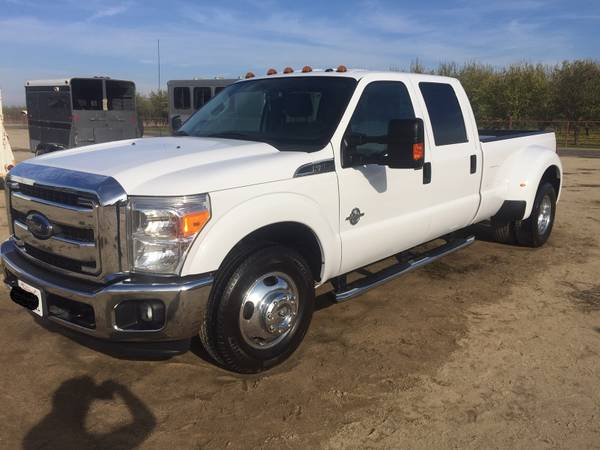 Photo Ford F350 Dually 2013 - $26000 (Lemoore)