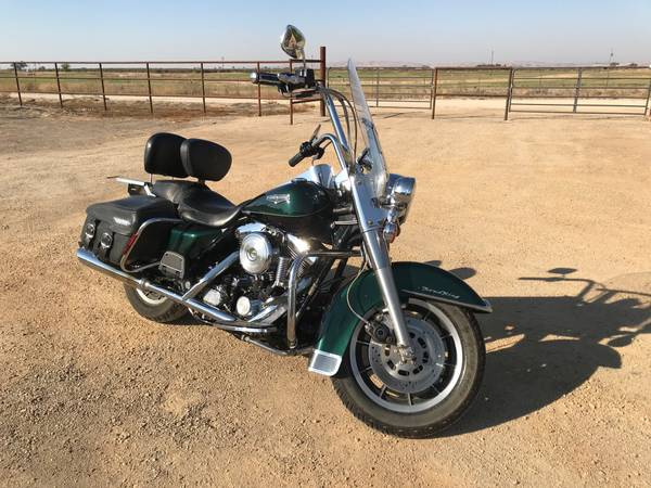 Photo Harley Davidson Road King Classic 1998 - $5,800 (Paso Robles)