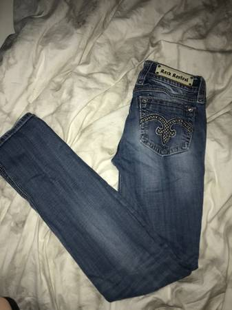 Photo Rock Revival Womens Jeans - $60 (Hanford)