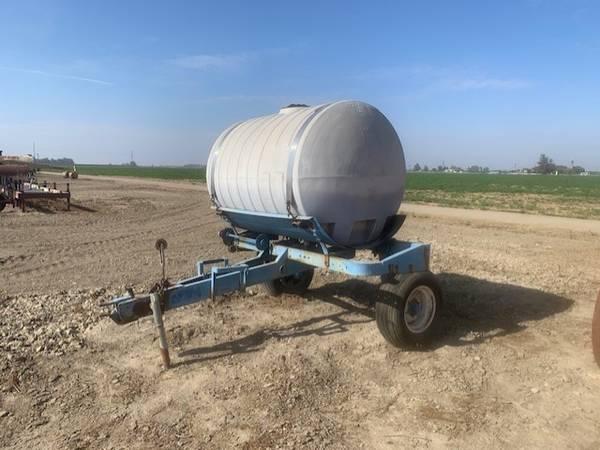 Photo Tank 500 Gallon wtrailer - $650 (Lemoore)