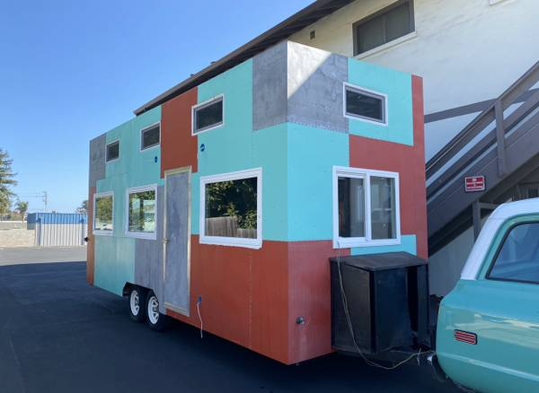 Photo Tiny House On Wheels For Sale - $45,000 (arroyo grande)