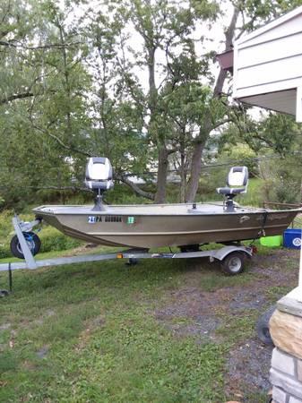Photo 14 ft. sea nymph - $3,500 (harrisburg)