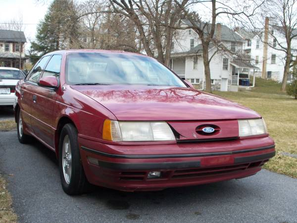 Photo 1989 Ford Taurus SHO - $1500 (Hershey PA)