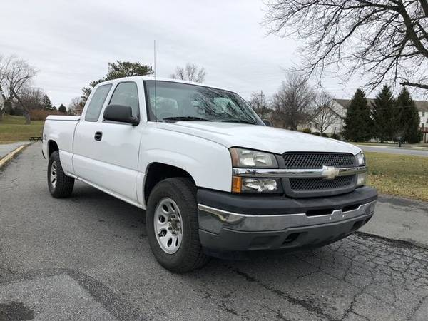 Photo 2005 Chevrolet Silverado 1500 Extended Cab - SAL39S AUTO SALES MOUNT JO - $5995