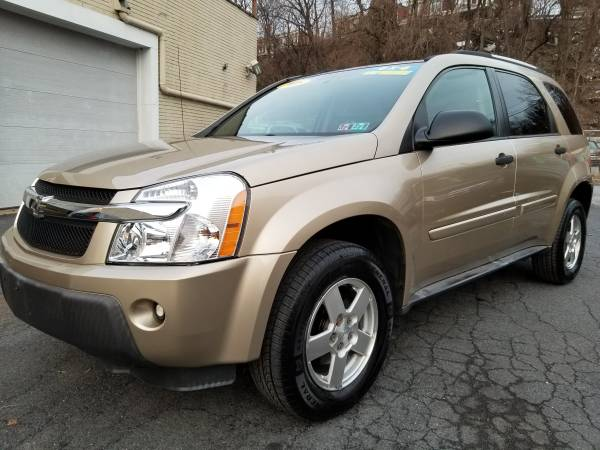 Photo 2005 Chevy Equinox LS AWD ONLY 88K WARRANTY AVAILABLE - $4950 (Harrisburg)