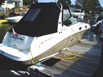 Photo 2006 Pursuit 2570 Offshore - $38,500 (lancaster, PA)