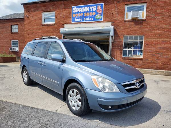 Photo 2007 Hyundai Entourage, Blue - $5,750 (Mechanicsburg)