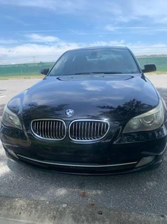 Photo 2008 BMW 5 Series 535 xi AWD Twin Turbo - $6,500 (C Hill)