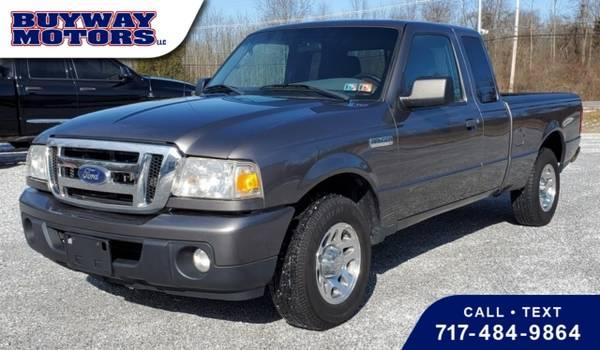 Photo 2011 Ford Ranger SUPER CAB - $8495 (_Ford_ _Ranger_ _Truck_)