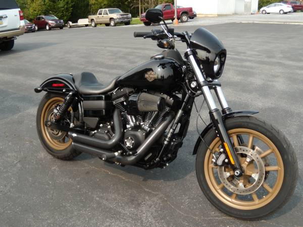 Photo 2017 Harley-Davidson Low Rider S 110CI 4615 MILES FXDLS - $15,995 (BROWNSTOWN PA)