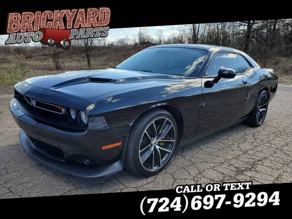 Photo 2018 Dodge Challenger RT Scat Pack RWD - $18999 (Dodge Challenger Coupe)