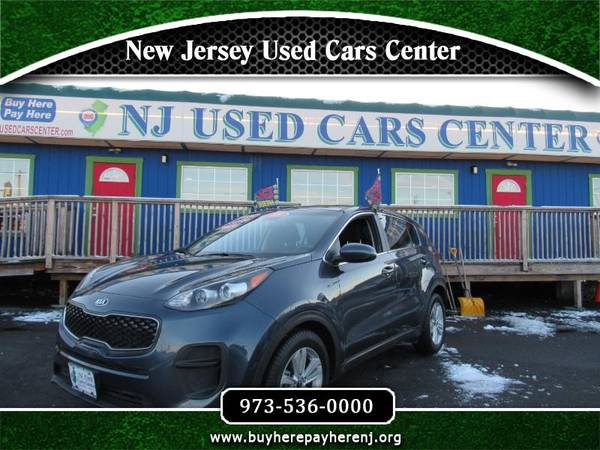 Photo 2018 Kia Sportage LX FWD BUY HERE PAY HERE UBER DRIVER - $69 (central jersey)