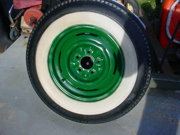 Photo 55 Chevy ORG. wheelsTires - $550 (Harrisburg, Pa.)