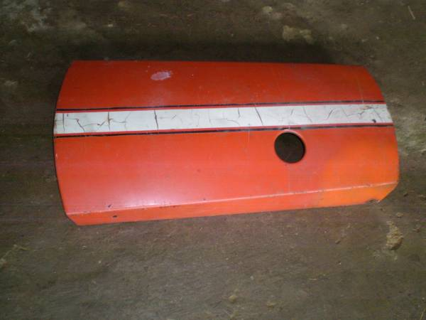 Photo Allis Chalmers B-10 Simplicity Landlord Tractor Hood - $50 (Newville PA)